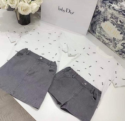 Grey Shorts or Skirts