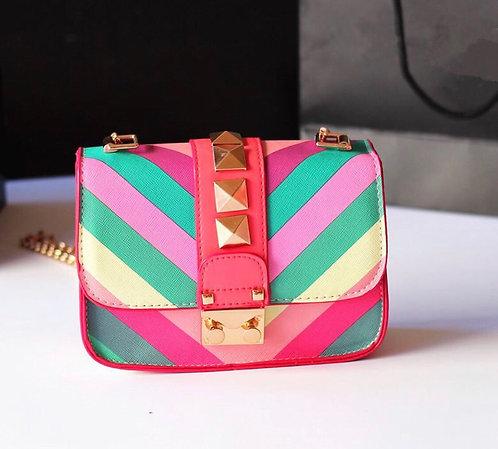 Colorful mini purse