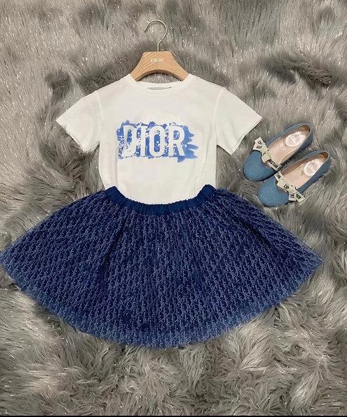 Dior blueness