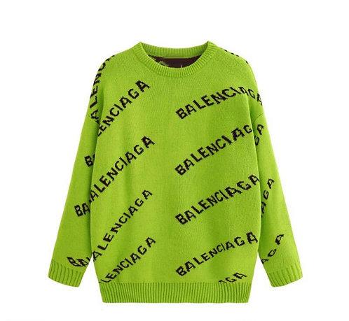 Stamp sweater