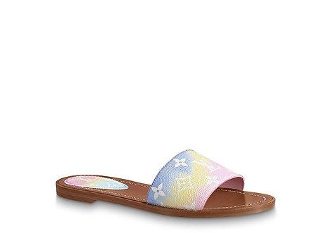 Lv pastel sandals