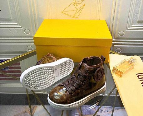 FF Brown Sneakers
