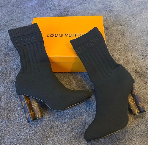 Lv sock heels