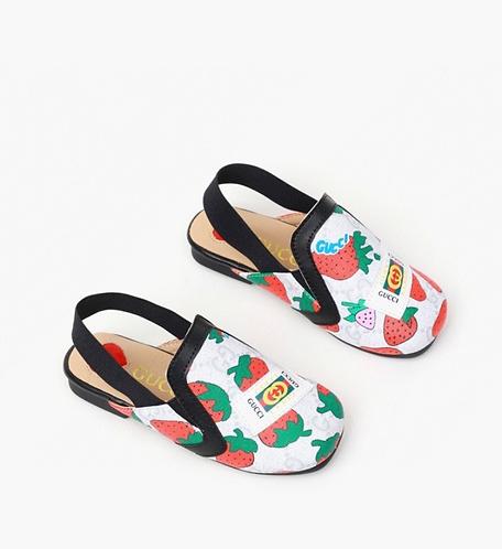 Strawberry feet