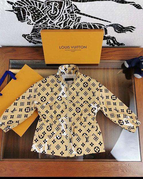 LV print jacket