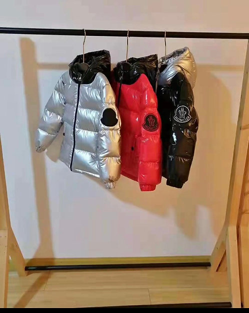 Patched moncler