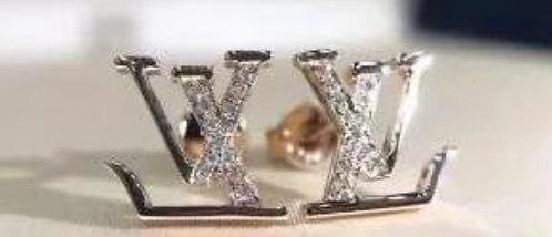 LV earrings
