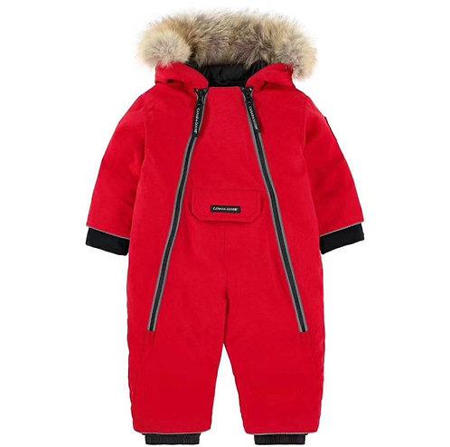 Canada goose romper coat