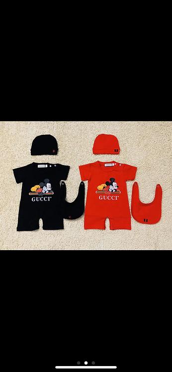 3 piece Mickey set