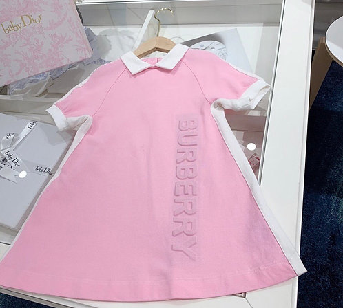 Bubble letter dress