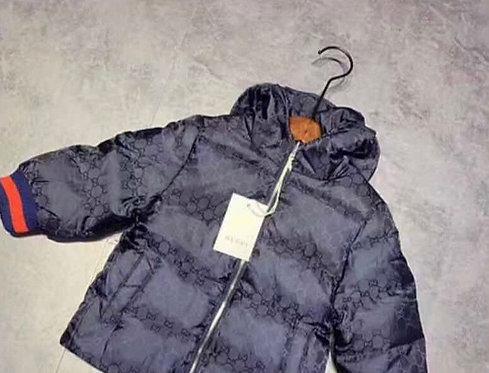 GG Navy blue coat