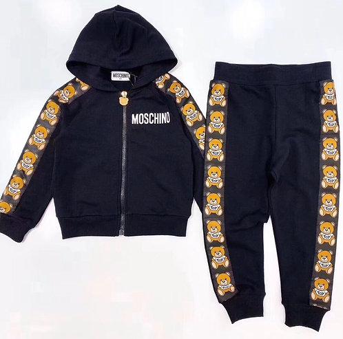 Bear two piece suit