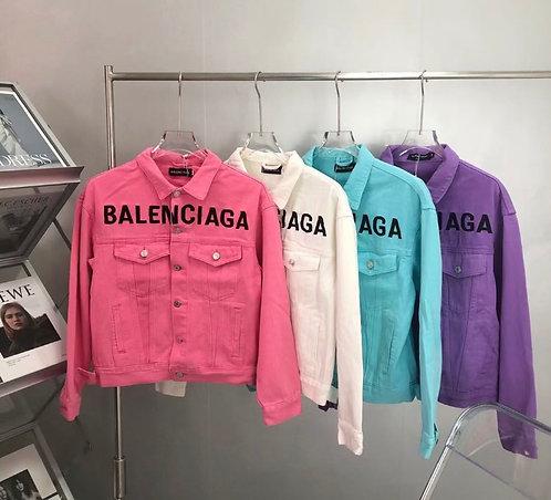 Balenciaga Jean jacket