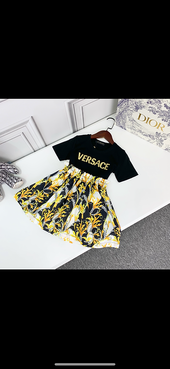 Versace skirt set