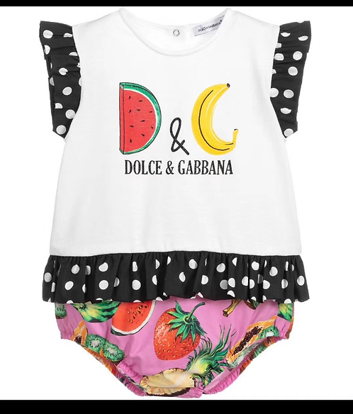 DG watermelon and banana