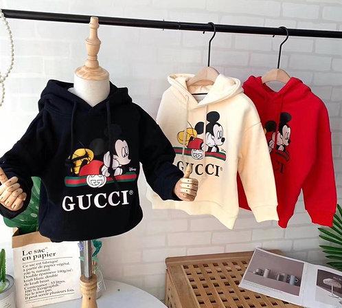 Micky Gucci hoodie
