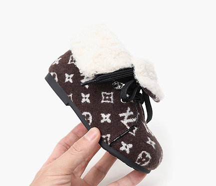 LV booties