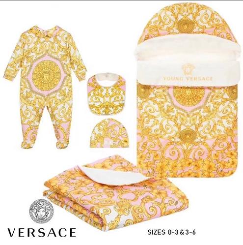 Versace 5 pieces