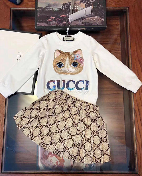 Gucci meow two piece