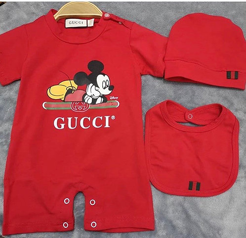 3 piece Mickey