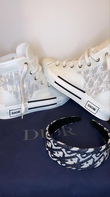 Dior clear white