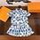 Thumbnail: Lv button down skirt