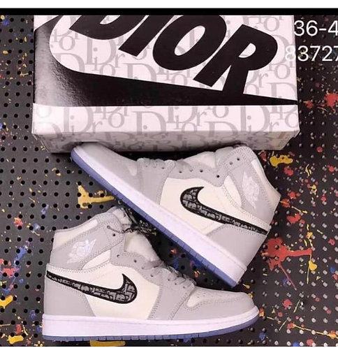 Jordan x Dior 1s