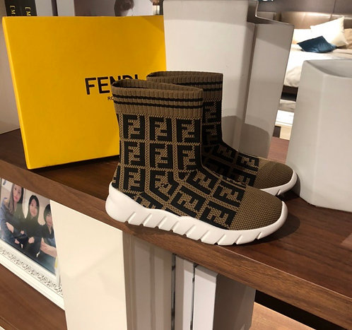 FF sock sneakers