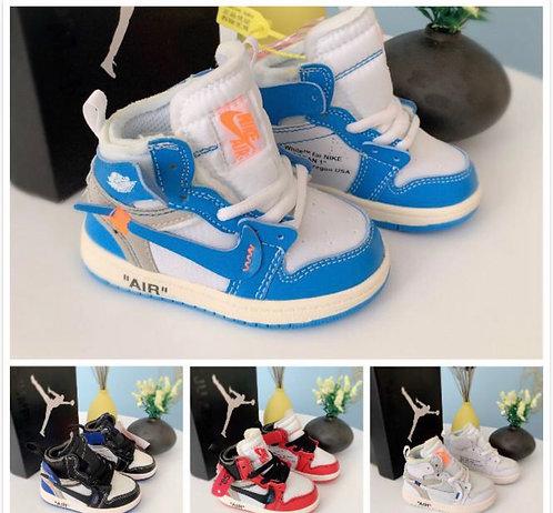 Off white Jordan 1s
