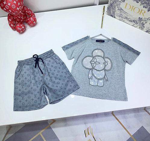 Holo grey set