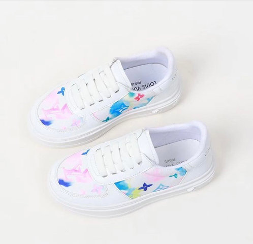 Double fashion sneakers