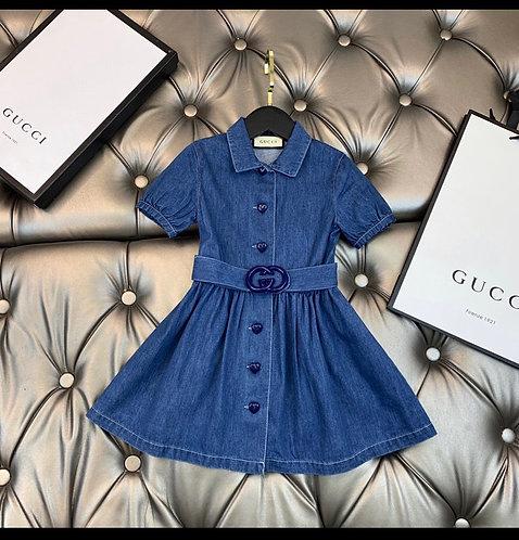 Jean GG dress