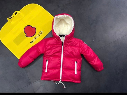 Moncler sheep in red