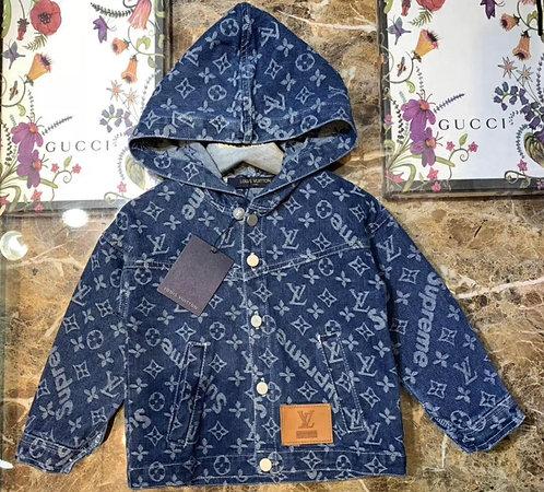 LV Jean jacket