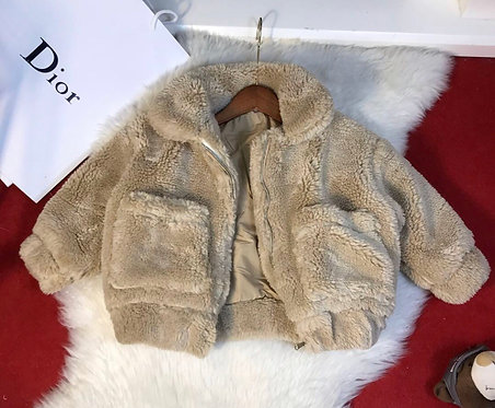 Bear warm jacket