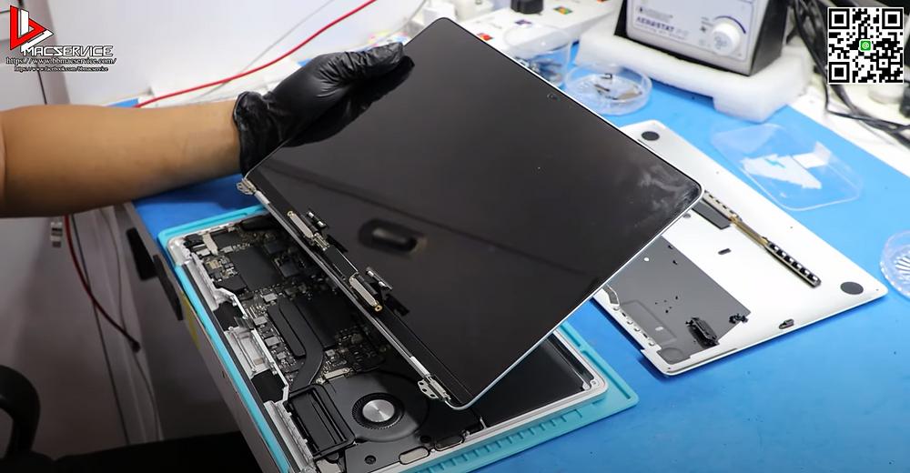 เปลี่ยนจอ Macbook pro