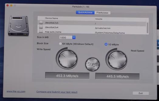 เปลี่ยน SSD imac