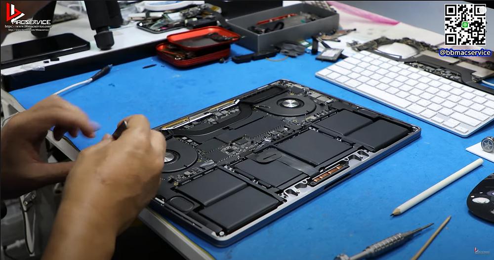 ซ่อม Macbook Pro