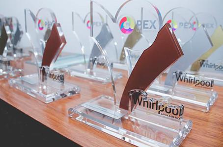 Frilog recebe prêmio da maior fabricante de eletrodomésticos do mundo