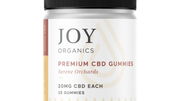 CBD Gummies 20 mg (15)