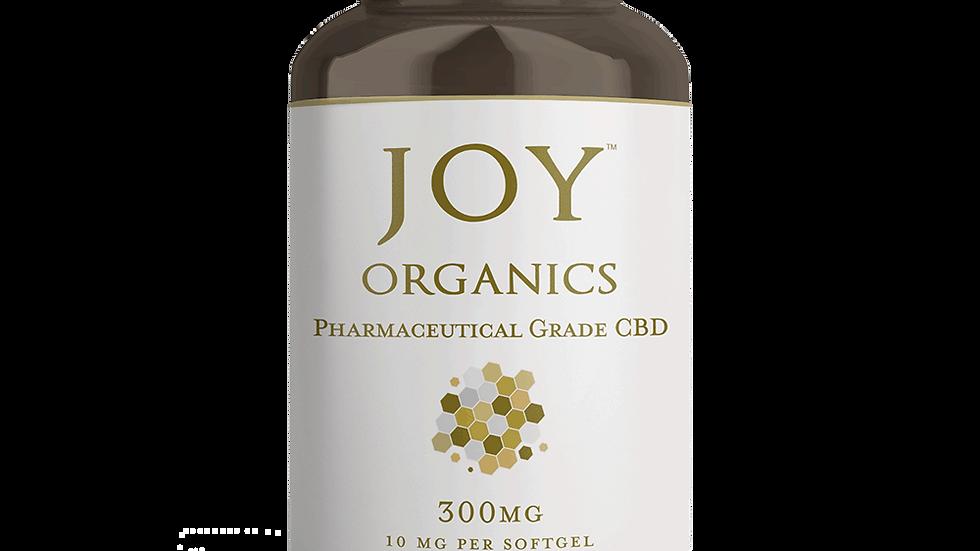 Softgels 10 mg Pharmaceutical Grade CBD  (Qty 30)