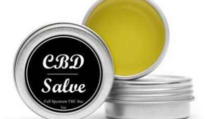 CBD 50mg Salve 1 ounce