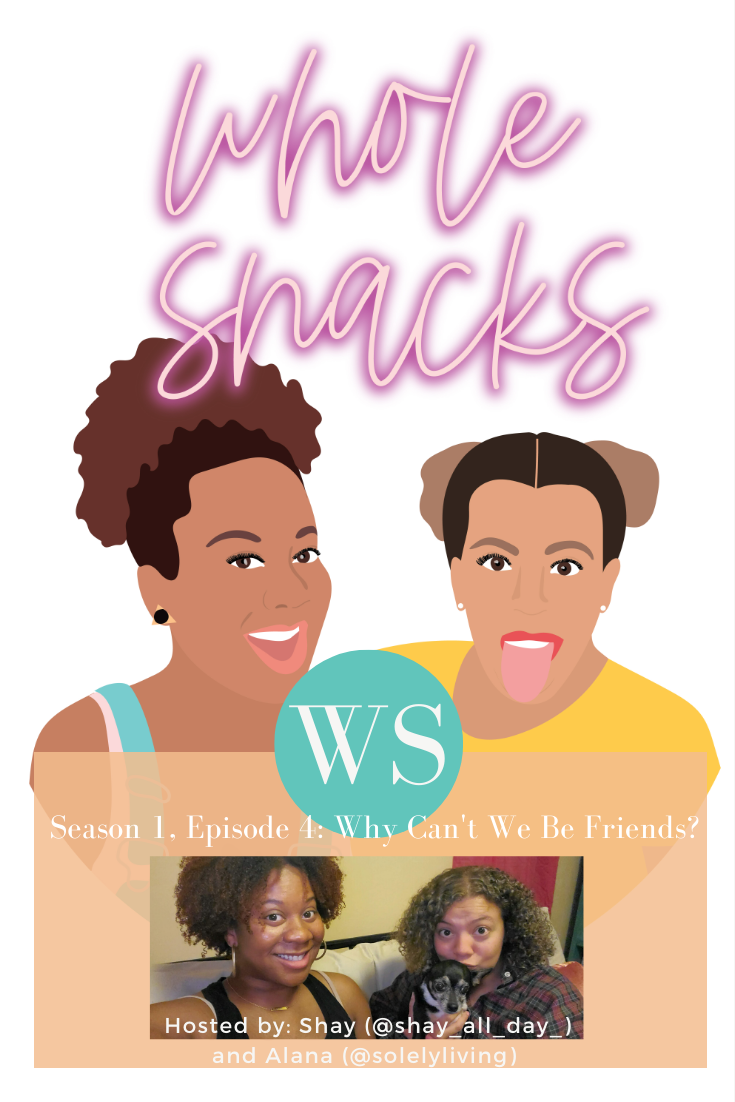 Whole Snacks Podcast