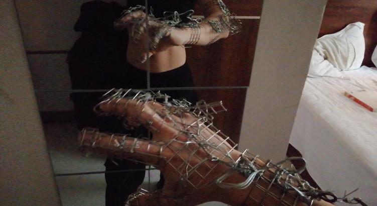 Articulated Exoskeleton Mark 2
