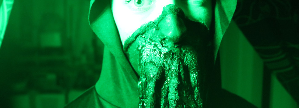 Tentacle Face
