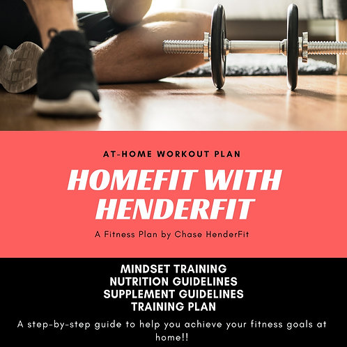 HomeFit with HenderFit