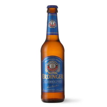 Erdinger alcohol-free wheat beer