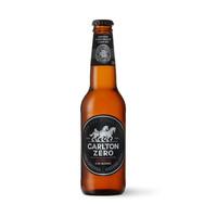 Carlton zero non-alcoholic beer