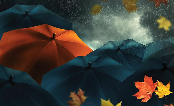bigstock-Rain-And-Clouds-And-Autumn-Lea-