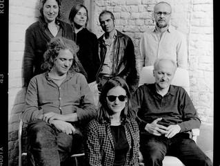 Press conference Brosella Jazz & Folk Festival w/ Lynn Cassiers' Imaginary Band